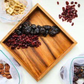 Як обирати горіхи та сухофрукти?