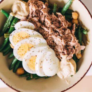 10 рецептів салатів із вареними яйцями